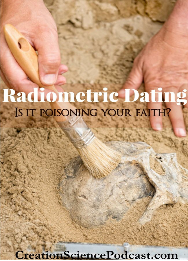Radiometric Dating | Age dating varies and many lose their faith due to error. | #podcast #homeschool @homeschoolpodcast