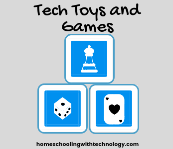 Tech Toys and Games