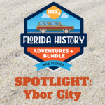 Ybor City| #WildFlorida #Ybor #FlroidaHomeschool #homeschoolpodcast