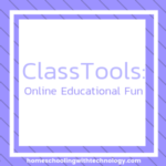 Replay: Classtools – online educational fun