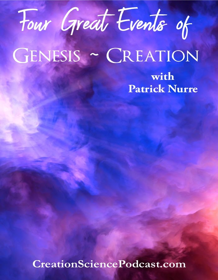 Creation | Many Christians, although rejecting evolution or long ages to explain our earth and its development, are unable to expound their own revealed history found in Scripture, or to counter false history from secularists. #podcast #christianpodcast