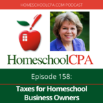 Taxes for Homeschool Business Owners