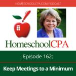 Keep Meetings to a Minimum