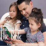 Teaching The Bible To Kids