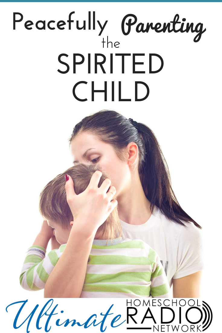 Let's talk about the struggles of peacefully parenting the spirited child, plus practical strategies to end the power struggles once and for all. #parenting strong willed child #motherhood