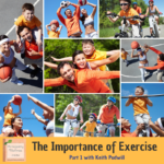 The Importance of Exercise with Keith Pudwill