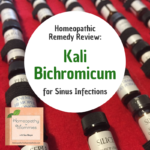 In this podcast episode, learn about Kali Bichromicum, a fantastic homeopathic remedy for Sinus Infections and so much more. #homeopathy #podcast