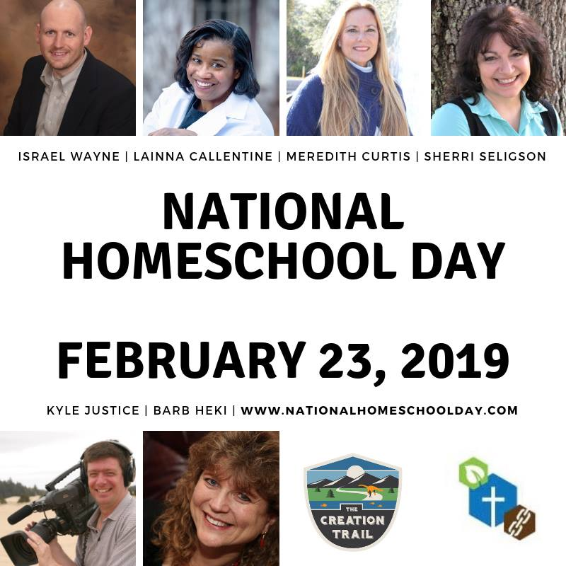 National Homeschool Day Speakers 2019