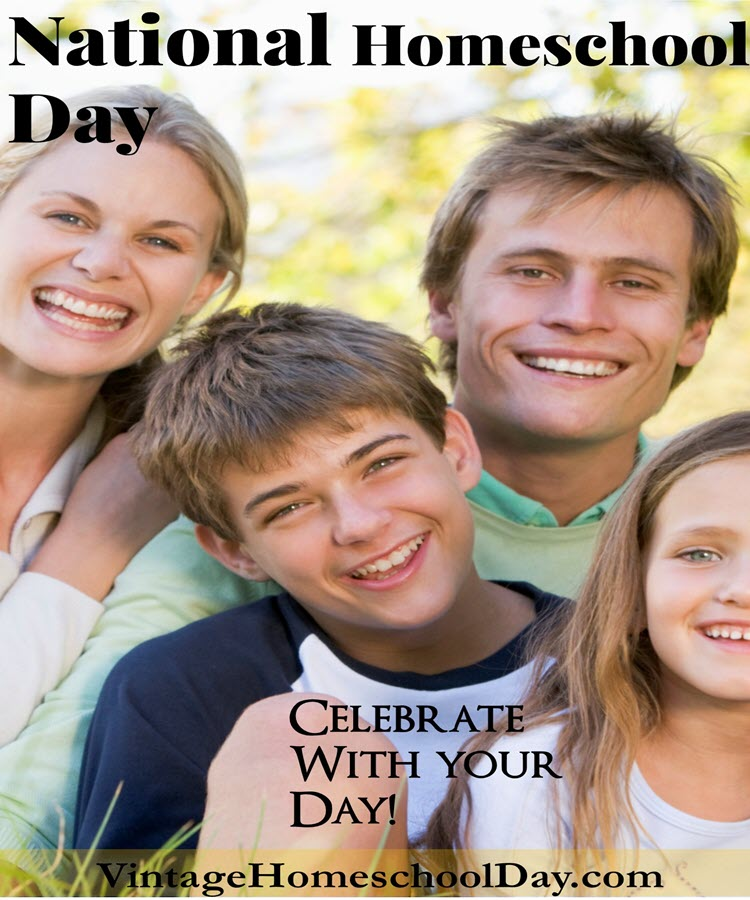 national homeschool day | Celebrate homeschooling with a national day. #podcast #homeschoolpodcast