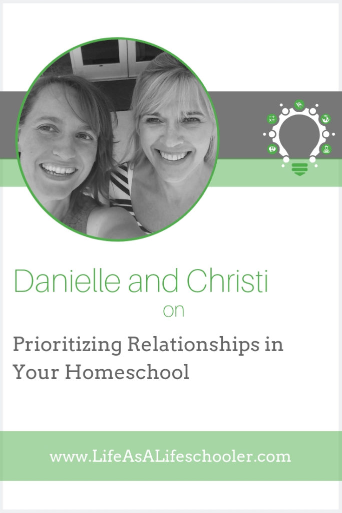 prioritizing relationships