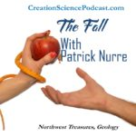 The Fall | The book of Genesis outlines four great global events, The Fall is the second. #podcast #creationsciencepodcast