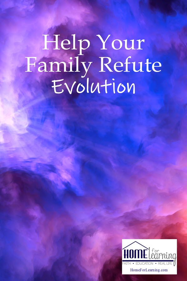 Help Your Family Refute Evolution with the Creation Science Study Guide