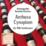 Homeopathy for Milk Intolerance and More – Spotlight on Aethusa Cynapium
