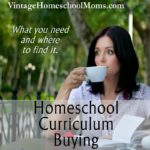Homeschool Curriculum Buying Guide | First of all, there is no one perfect curriculum and believe me I've made mistakes. When my son was five I purchased a math curriculum and he was struggling so much, I decided to buy another one mid year at someone's recommendation. That too turned into a disaster. | #podcast #homeschool #homeschoolpodcast