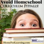 homeschool-curriculum-pitfalls | Avoiding homeschool-curriculum-pitfalls is easy if you look for certain indicators. Have you ever purchased curriculum you never used or really didn't need? | #podcast #homeschoolpodcast
