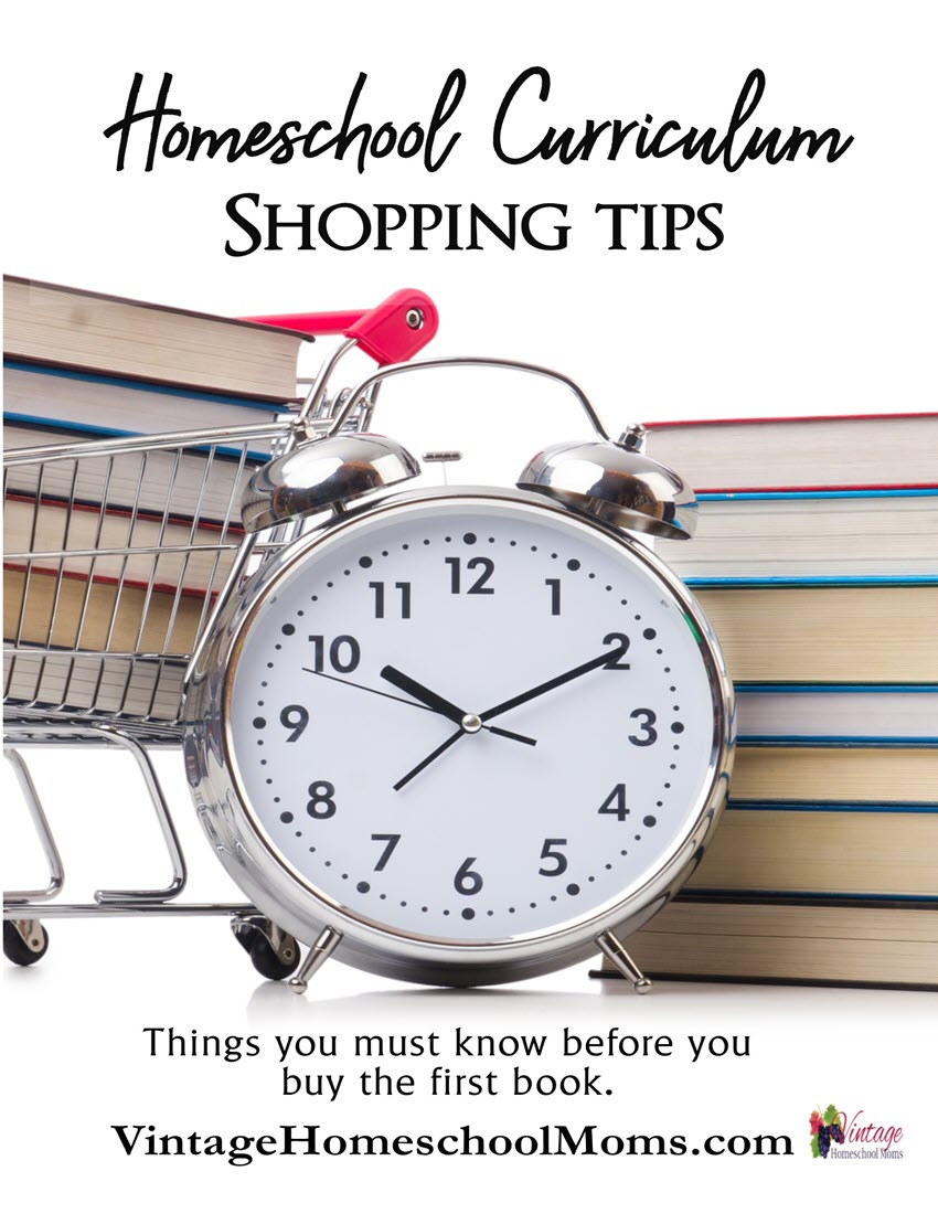 Homeschool Curriculum Shopping Tips | Things you must know before you buy the first book. Questions to know and ask yourself and your kids. #podcast #homeschoolpodcast #homeschool
