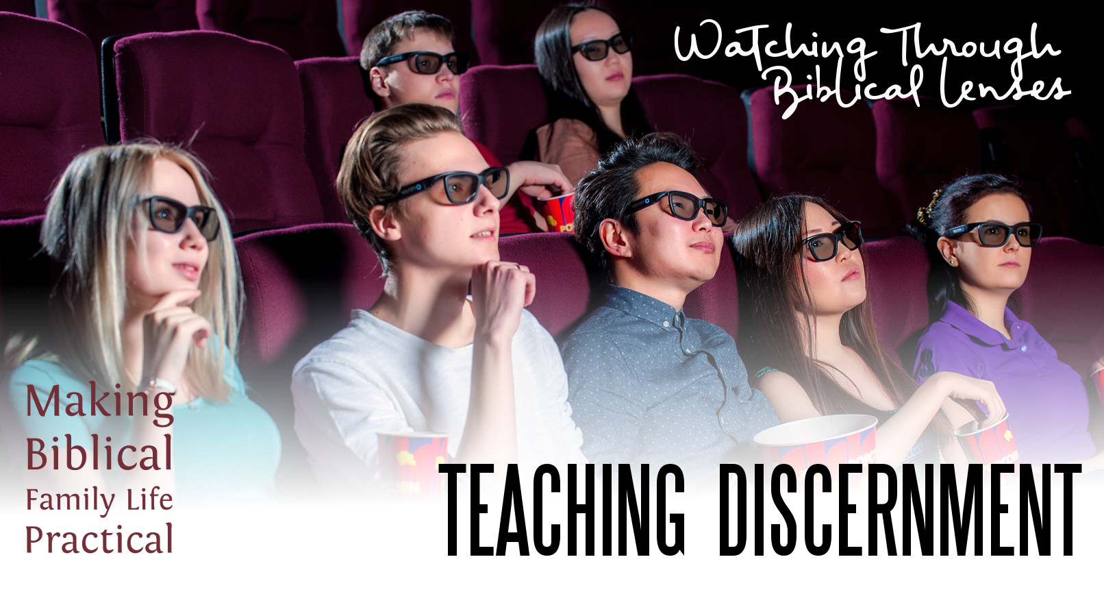 How do you teach discernment to your teens?