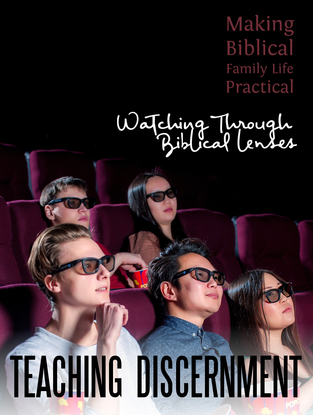Are your teens watching media with Biblical discernment?