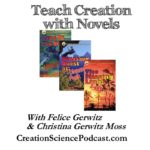Mystery Series | Has you child wanted to write a book? What about a mystery? Join Felice as she interviews her co-author and daughter. | #podcast #homeschoolpodcast #creationscience