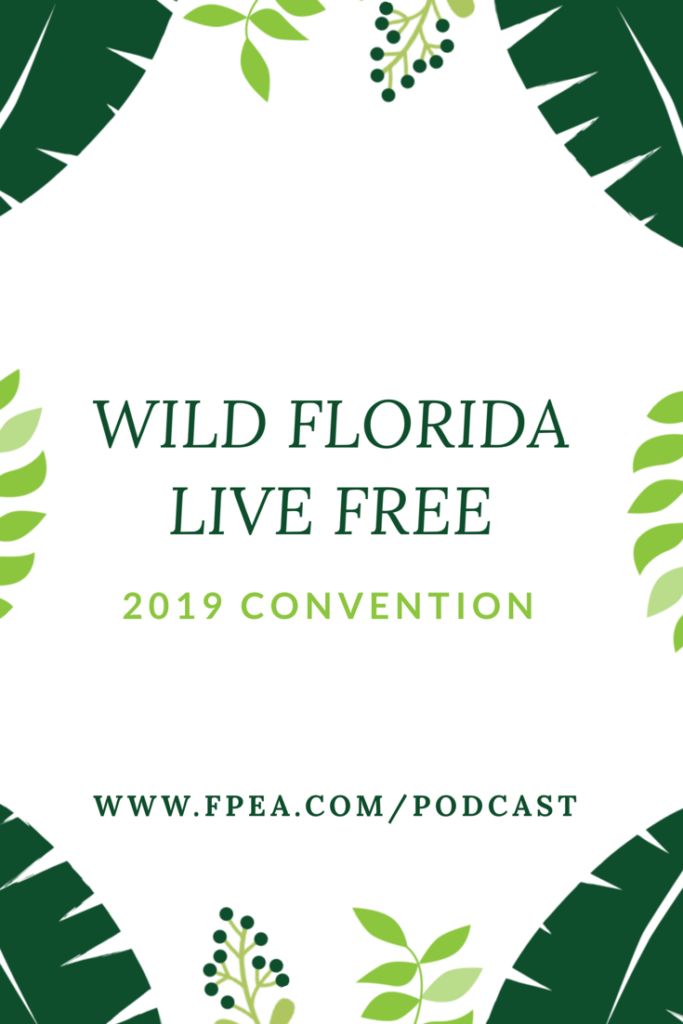 Wild Florida Live Free 2019 Convention #homeschool #WildFlorida #LiveFree