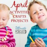 FREE April Activity Guide