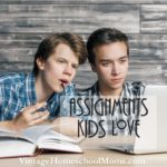 Assignments Kids Love