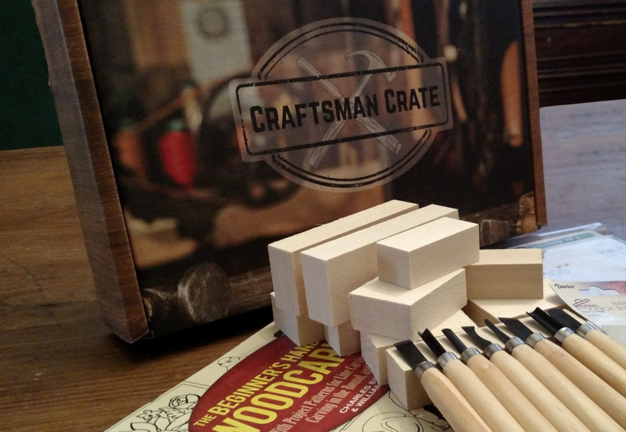 Craftsman Crate - The Subscription Box That Builds Your Skills