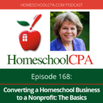 Converting a Homeschool Business to a Nonprofit: The Basics