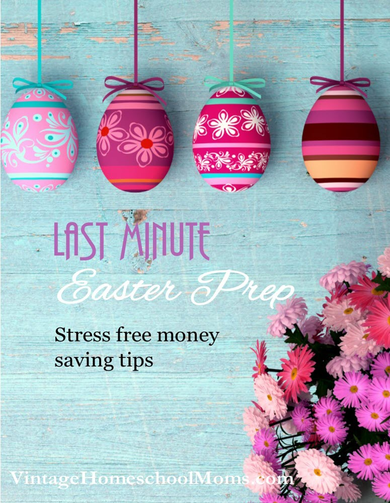 Last Minute Easter Prep | Last minute Easter Prep made easy! If you are hosting an Easter celebration or joining one here are some things to remember to make your time memorable and fun. And, the best part it can be hassle-free and will save money and time. | #podcast #holidayprep #easter