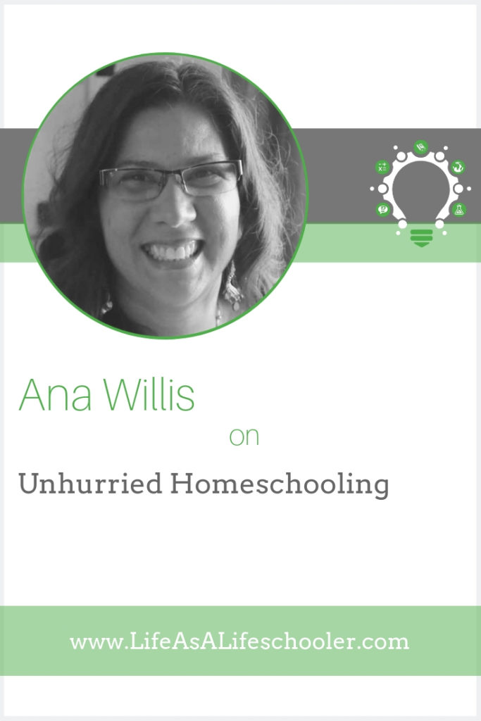 Unhurried Homeschooling