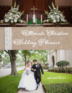 Ultimate Christian Wedding Planner by Meredith Curtis