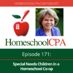Special Needs Children in a Homeschool Co-op