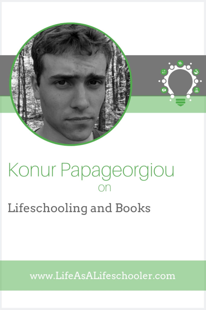 Konur - lifeschooling and books