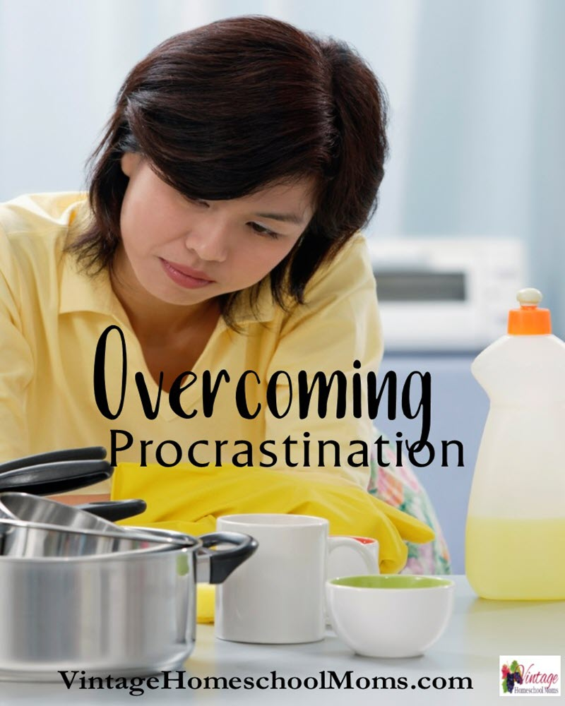 Overcoming Procrastination | Join Lucia as she shares how taking charge of your life and overcoming procrastination will help you live your best life on purpose. Today's the day to open the door to the cage of self-imposed limitations so you can step into a bright future that includes freedom, success, and victory! | #podcast #homeschoolpodcast