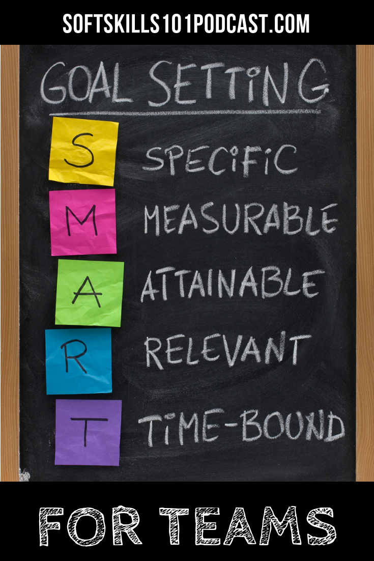 SMART goals allow you to manage roles and responsibilities, as well as expectations of yourself and others. Time to learn about SMART Goals for teams!