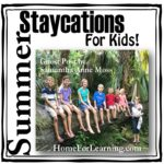 Summer Staycations For Kids | Living in a family with two sisters, five brothers, and a dog my family and I are summer staycation for kids experts! We are a big family and sometimes it is hard for us to either afford or actually take a vacation. | #staycations #summerstaycationsforkids