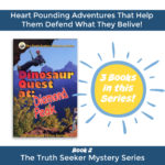 The Truth Seekers Mystery Series Great for Summer Reading – Dinosaur Quest at Diamond Peak