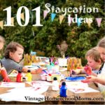 Staycation Ideas | Staycations are so much fun and this podcast focus is 101 Staycation Ideas that won't break the bank! In this episode, I'll share some of the best ideas to enjoy around your own town and state. | #podcast #homeschoolpodcast #staycationideas