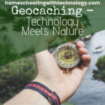 Geocaching  – Technology meets nature