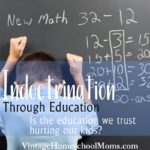 Indoctrination Through Education | Is indoctrination through education true? As homeschoolers we realize the importance of educating our children, but do you realize what is happening all around you? Our children, whether we are aware of it or not are effected by indoctrination through education! | #podcast #homeschoolpodcast #bridgewayproud #bridgewayacademy