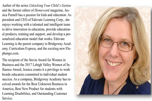 Jessica Parnell, CEO Bridgestone Academy | #bridgestoneproud