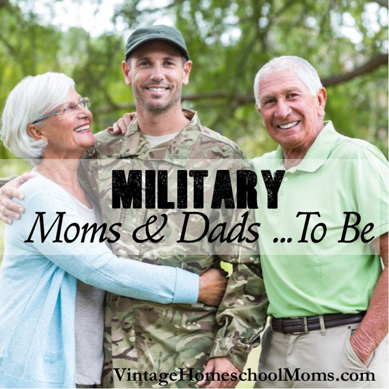 Military Moms To Be   About six or so months ago my son told us (my husband and I) that he had signed up for the military - ROTC Army that is in college. To say I was blindsided is putting it mildly. When I asked him why...he had a noble cause.   #podcast #homeschoolpodcast #militarymom