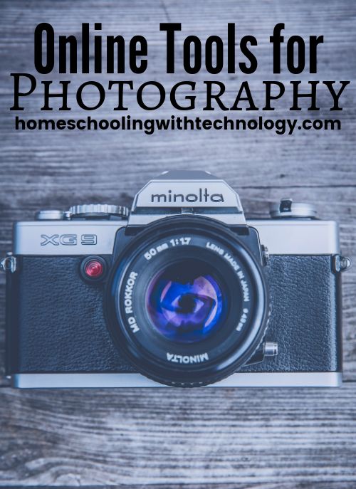 Online Tools for Photography #photographywebsites #photographyapps #photography