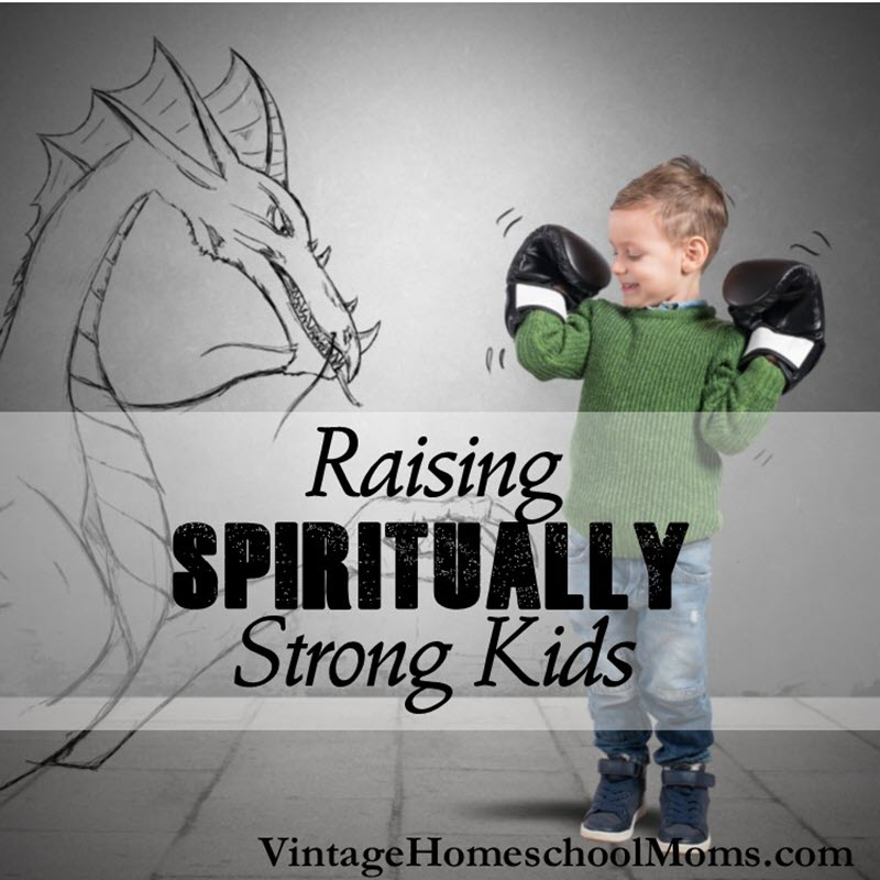 Raising Spiritually Strong Kids | In today's climate raising spiritually strong kids has become much more difficult. In this episode, Felice shares some foolproof ways (yes, this is a big promise) and solutions to steering your kids on the path of love, honor, friendship, integrity, compassion, and faith. | #podcast #homeschoolpodcast #faithandkids