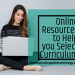 Online resources to help you select curriculum