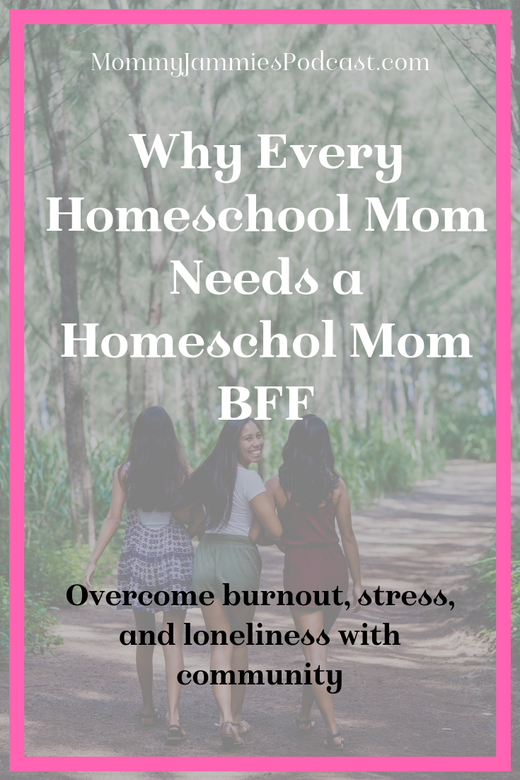 homeschool mom needs a homeschool mom bff