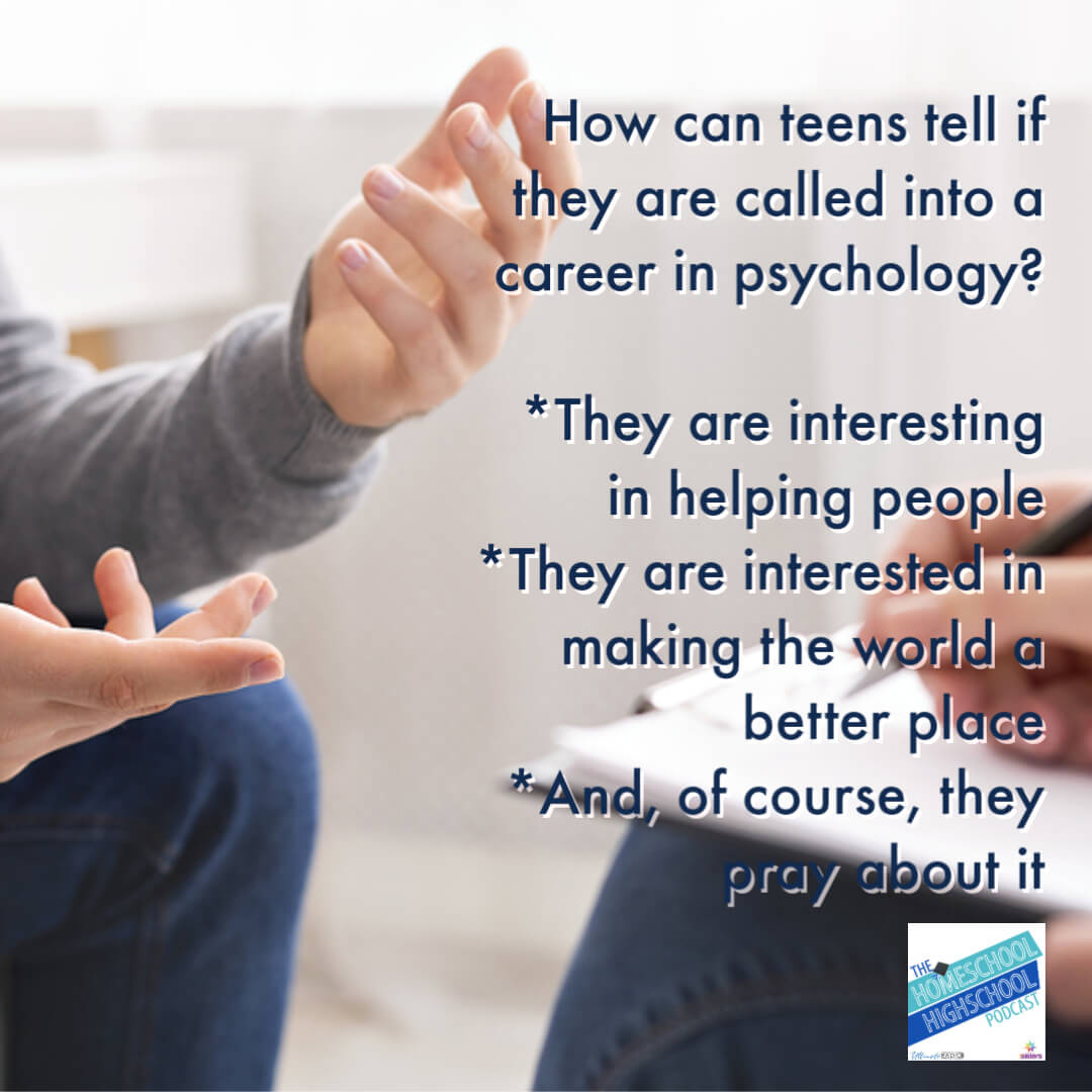 Career Exploration: Psychology. Help your teen who wants to explore psychology as a college major by knowing themselves.