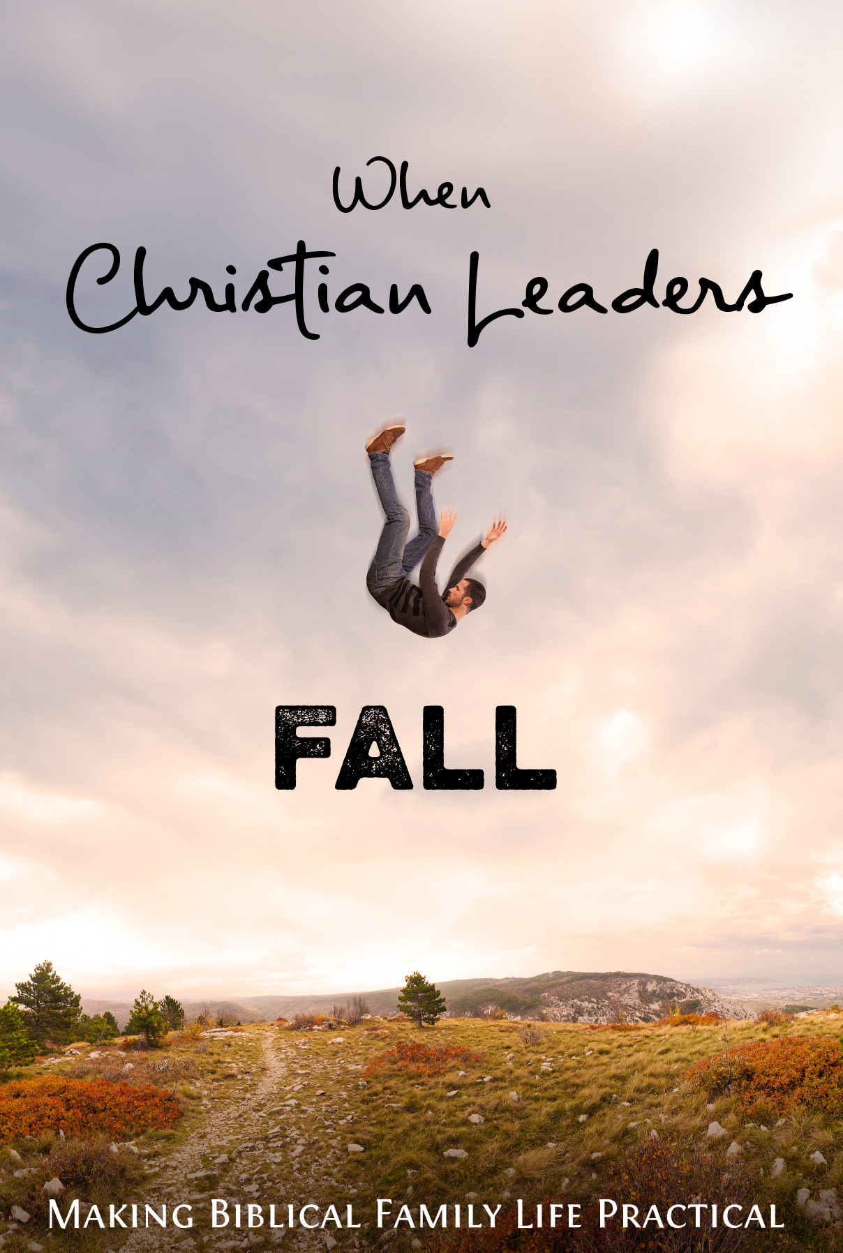 How should we respond when a Christian leader leaves the faith?