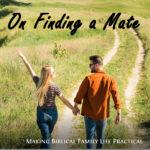 Finding a Mate – MBFLP 232