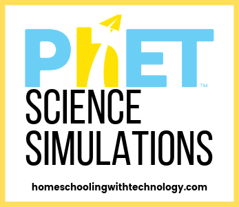 Phet science simulations